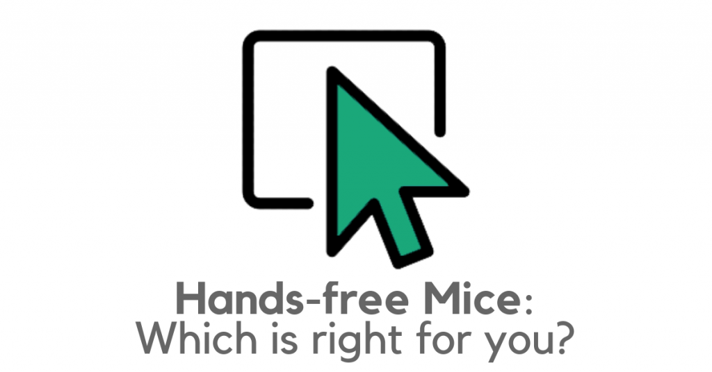Hands-free mice: Which is right for you?