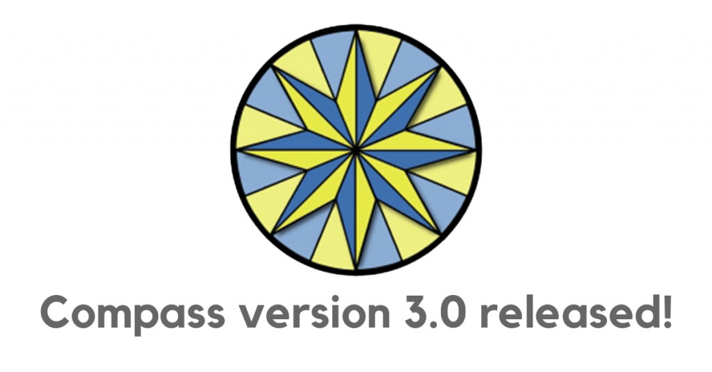 Compass version 3.0 released