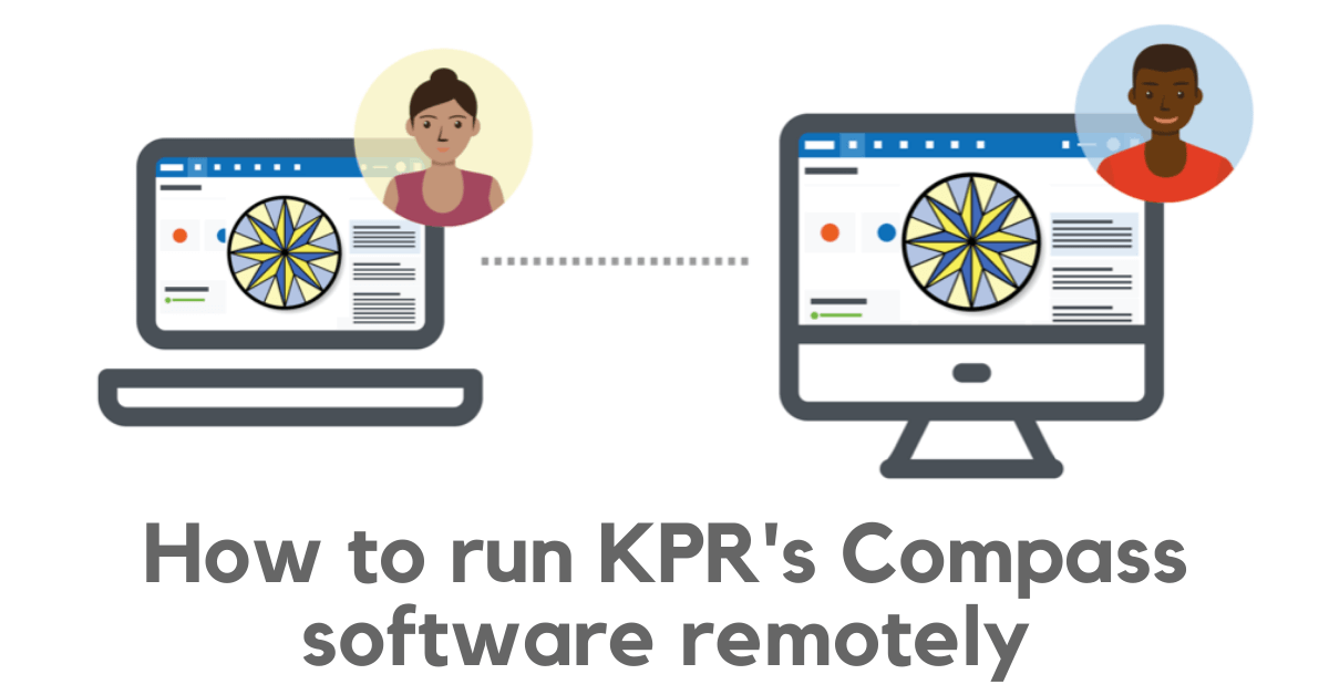 How to run KPR's Compass software remotely