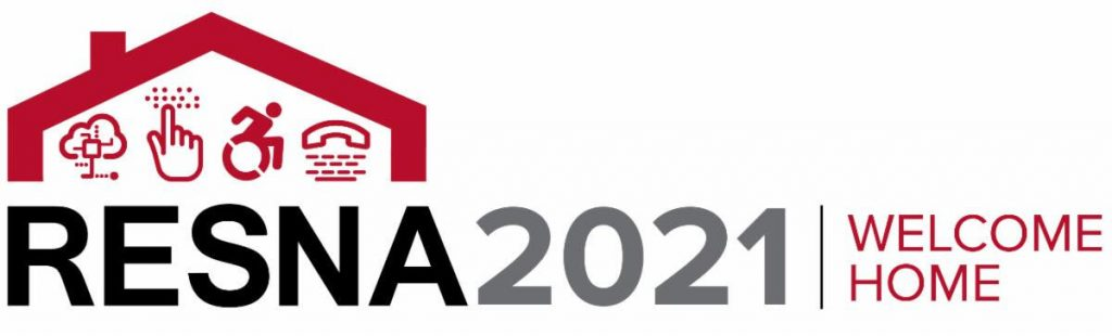 Logo for RESNA 2021 conference