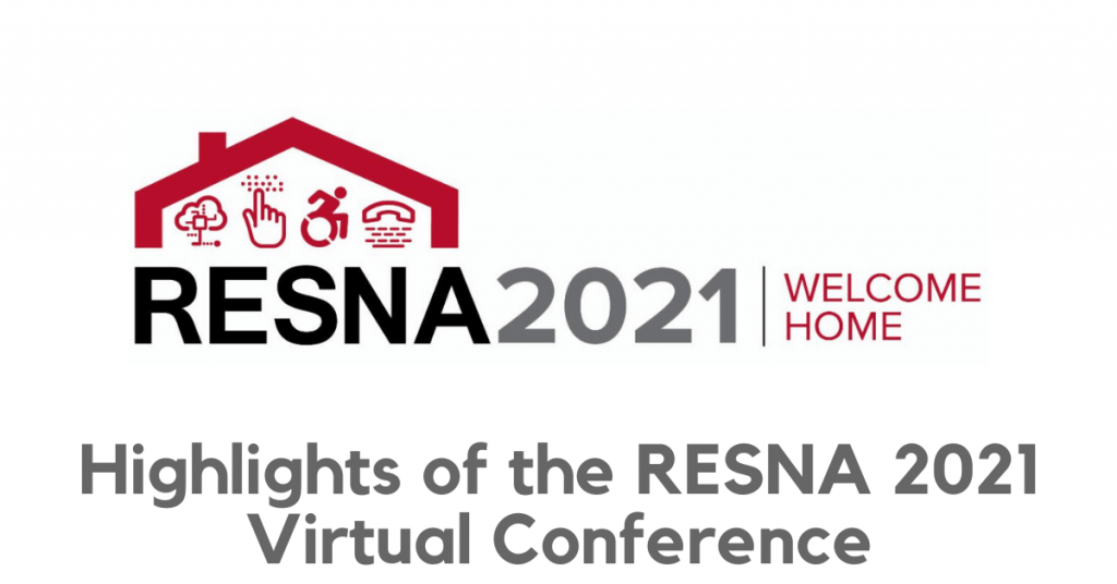 Highlights of RESNA 2021 Conference