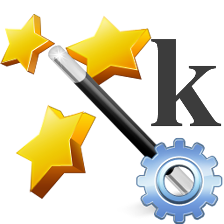 Logo for Keyboard Wizard software